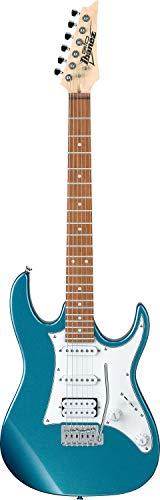 Ibanez GRX40-MLB Guitarra eléctrica (6 cuerdas, metalizado), color azul claro