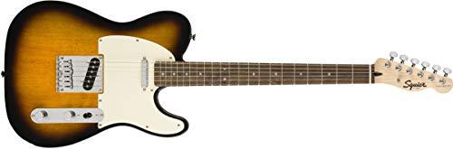 Fender Squier Bullet Telecaster LRL Brown Sunburst. Guitarra Eléctrica